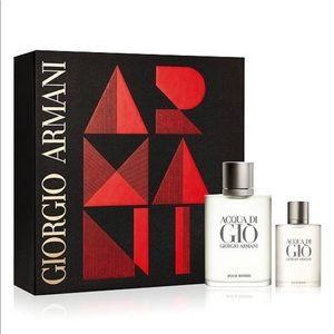 Men's 2 pc Acqua di Gio Pour Homme Gift set, NIB